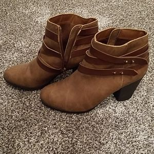 Faded Glory Ankle Boot